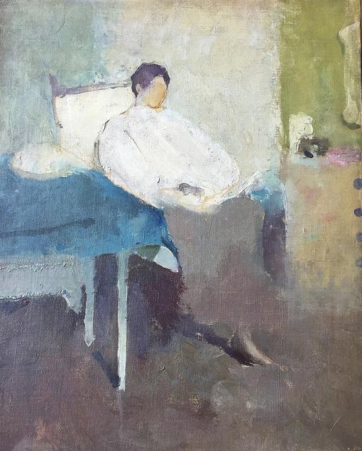 , 'Woman Reading,' 1915-1920, Lawrence Fine Art