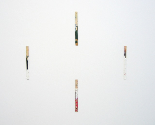, 'A group of 4 paintings,' 2004, Galerie Nordenhake