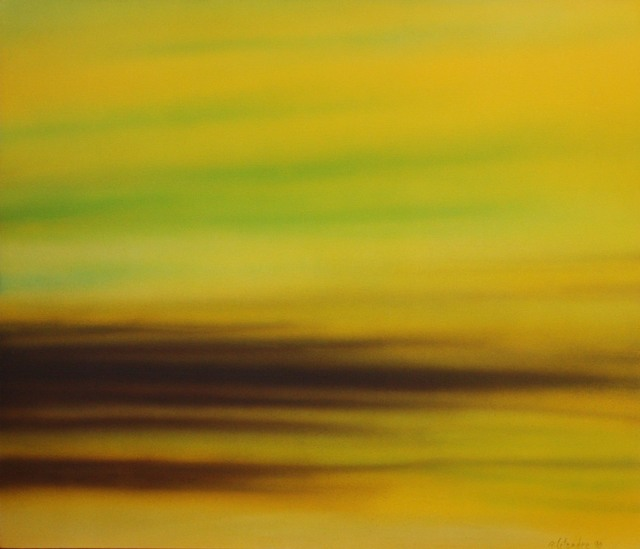 , 'A Celebration of Summer,' 1990, Cosner Art Gallery
