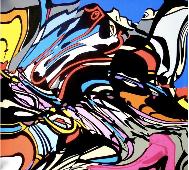 Pro 176, 'Infinity interrupted', 2015, Mirus Gallery