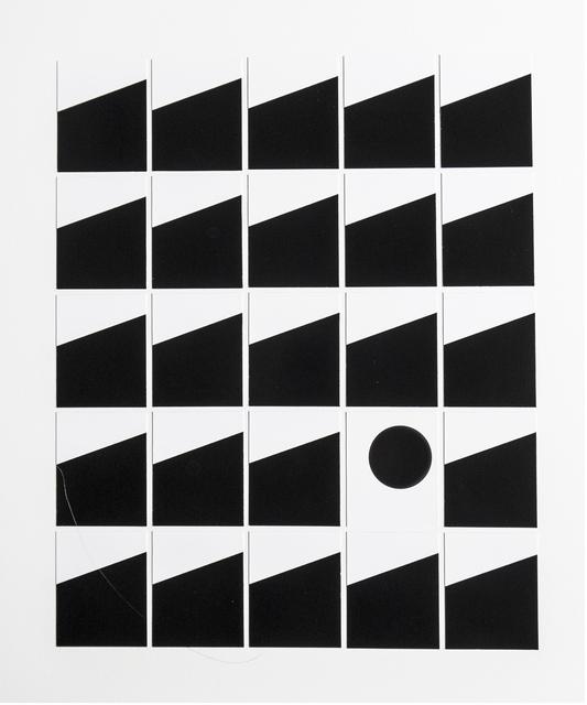 , 'Grid 19,' 2018, Kopeikin Gallery