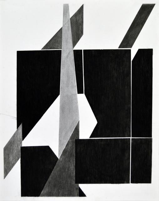 Kathleen Hammett, '06-17', 2017, The Bonfoey Gallery