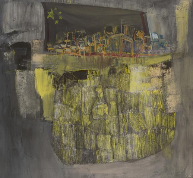 , 'Pagoridhe Revanhu Manje?,' 2018, Tyburn Gallery