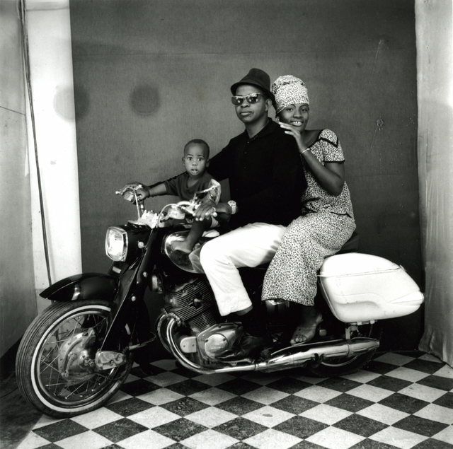 , 'Toute la famille en moto,' 1962, GALLERY FIFTY ONE