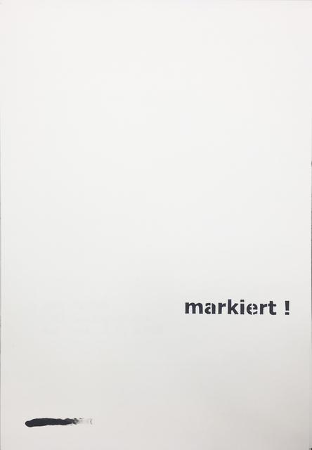 Sepp Auer, 'Untitled', Christine König Galerie