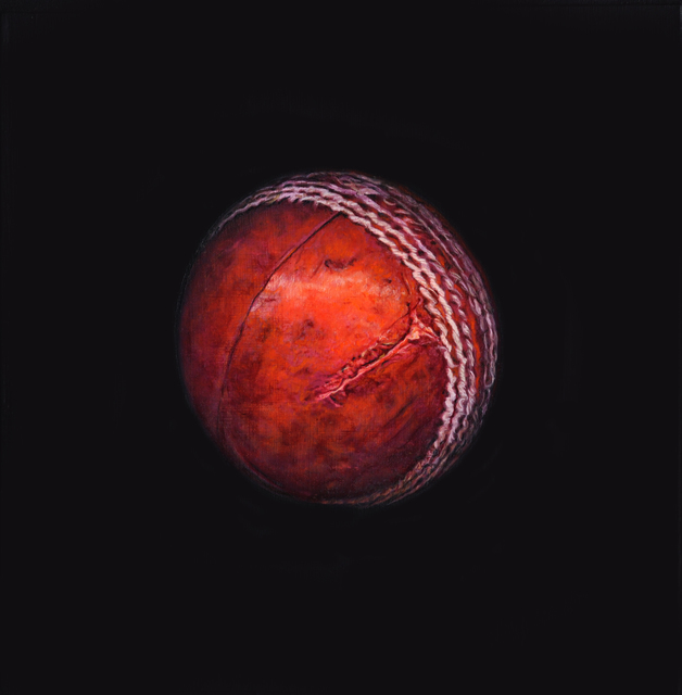 , 'Cricket Ball 1,' 2017, Olson Larsen Gallery