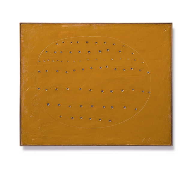 , 'Concetto Spaziale ,' 1960, The Mayor Gallery