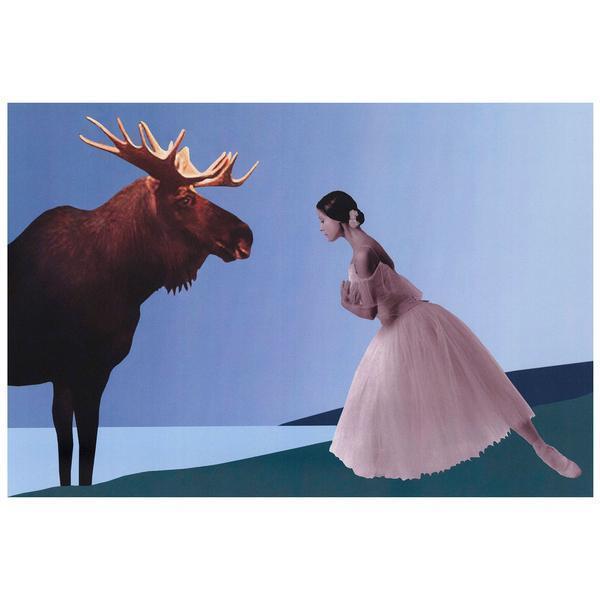 , 'Moose Lake: Pas de Deux,' 2011, Caviar20