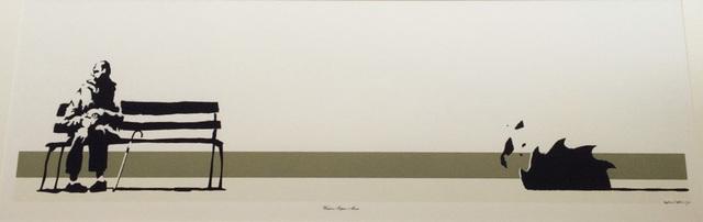 Banksy, 'Weston Super Mare signed', 2003, Galerie Kronsbein