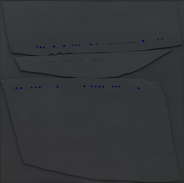 , 'WORK84-12 II,' 1984, Anne Mosseri-Marlio Galerie