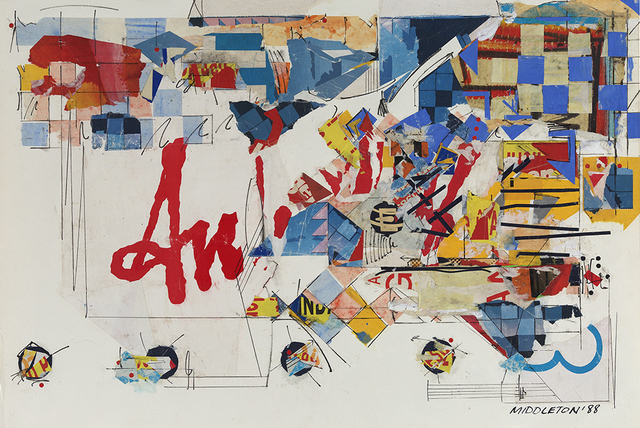 , 'Adagio,' 1988, Spanierman Modern