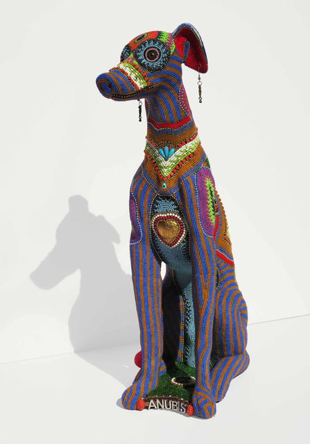 , 'Anubis,' 2017, Duane Reed Gallery