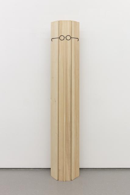 , 'Untitled (eyeglass rest 1),' 2017, MKG127