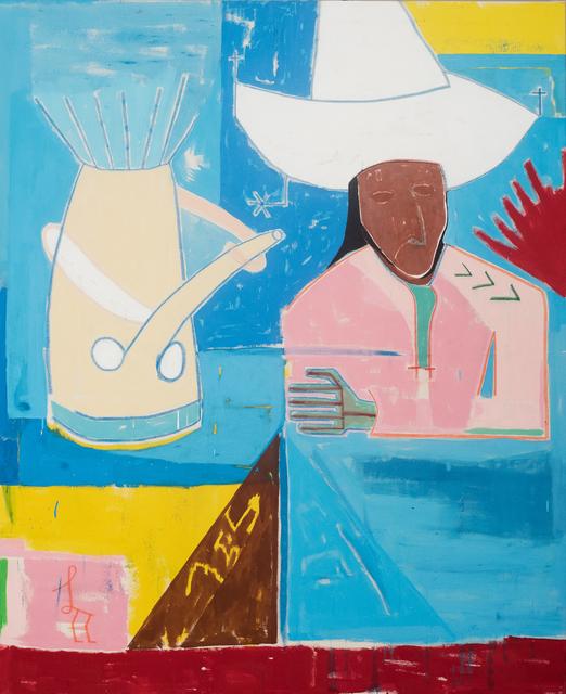 , 'Negotiation Skills - Leucadia,' 2017, Richard Heller Gallery