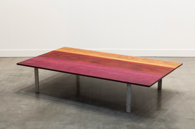 , 'Untitled Table,' 2016, Kayne Griffin Corcoran