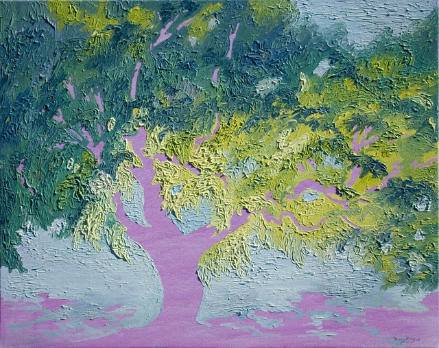 , 'Mauve Oak,' , Fabrik Projects Gallery