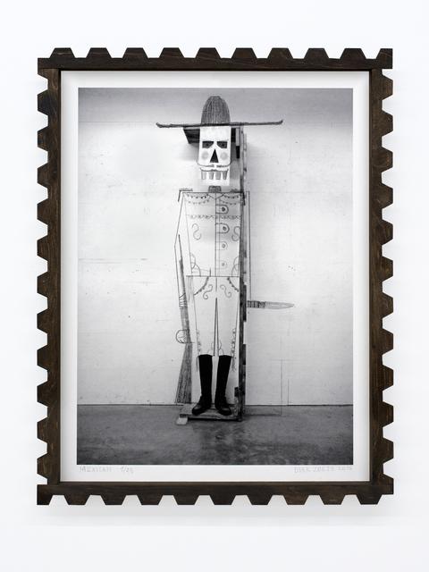 , 'Mexican,' 2016, artlead
