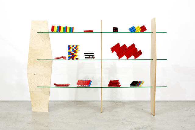 , 'Lego Lab,' 2015, WHATIFTHEWORLD