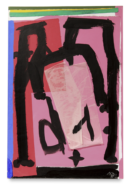 Robert Motherwell, 'Mexican Collage', 1979, Miles McEnery Gallery