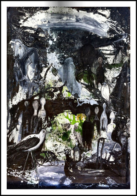 , '     Fantasy World,' 2017, Iarca Gallery