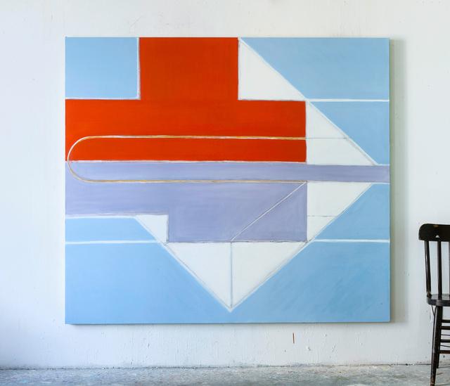 , 'Through in Orbit,' 2017, SILAS VON MORISSE gallery