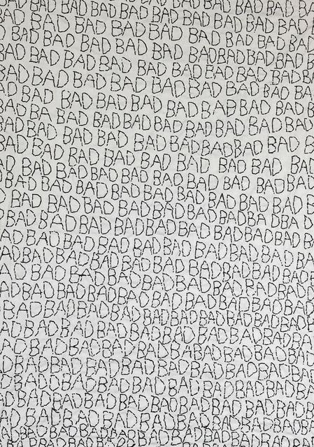 , 'Das Bad,' 2017, Biuro Wystaw