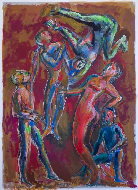Dario Fo, 'Le danze oscene del Risus Paschalis', 2011, DIE GALERIE