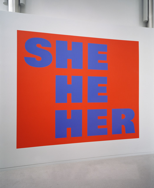 , 'She-Man,' 1996, Contemporary Arts Museum Houston