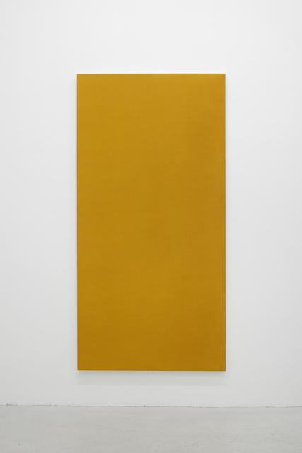 , 'Untitled,' 2017, Lange + Pult