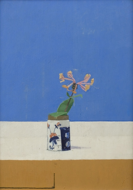, 'Still Life with Honeysuckle,' 1968, Piano Nobile