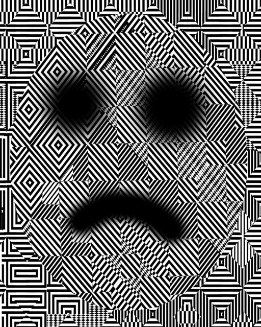 , 'Z.T.,' 2015, Base-Alpha