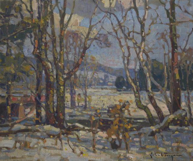 , 'Winter River Gallery,' , J. Cacciola Gallery