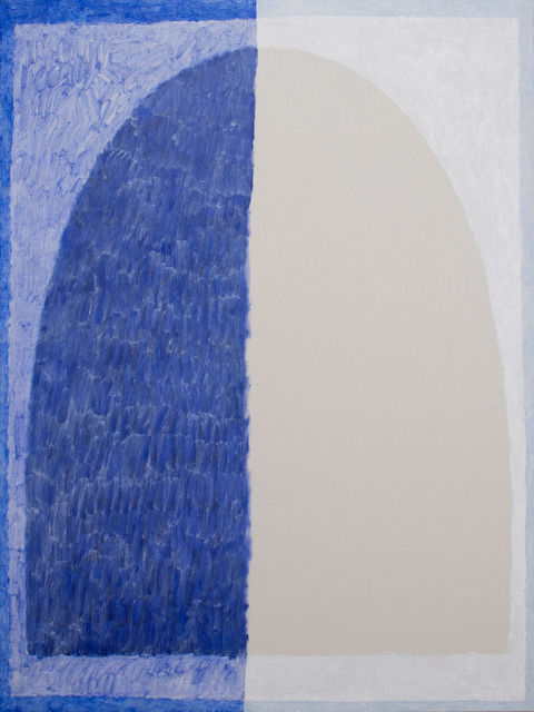 , 'Arch in Blue Shadow,' 2018, Uprise Art