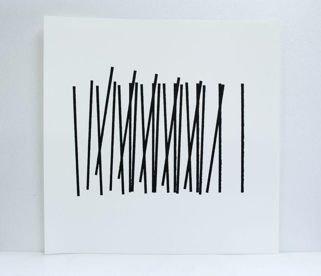, 'Trames auto-tamponneuses n° 5, ed IX/XX,' 2011, Zane Bennett Contemporary Art