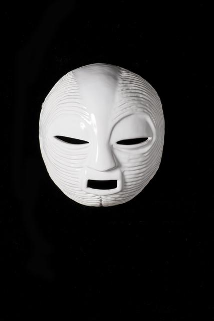 , 'Mask #1,' 2012, Officine dell'Immagine
