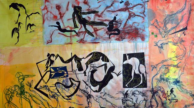 , 'Adapt Wide Narrow Squeeze,' 2015, Carter Burden Gallery