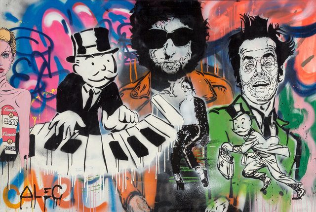 Alec Monopoly, 'Piano', 2010, Heritage Auctions