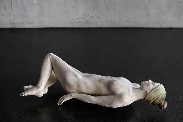 , 'Nella neve voglio stare,' 2014, Accesso Galleria