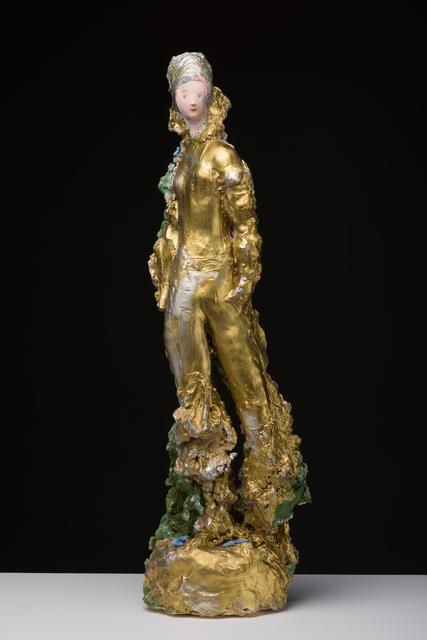 , 'Golden woman,' 2018, Roslyn Oxley9 Gallery
