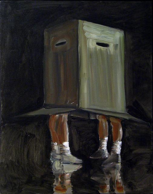 Audrey Anastasi, 'Box Game', 2005, Tabla Rasa Gallery