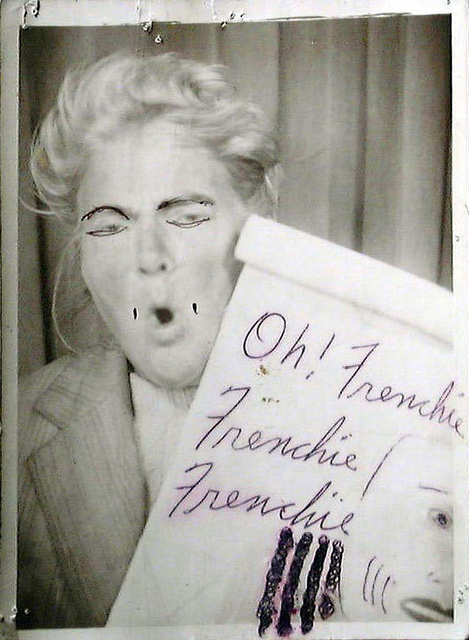 , 'Oh! Frenchie Frenchie,' ca. 1985, Ricco/Maresca Gallery