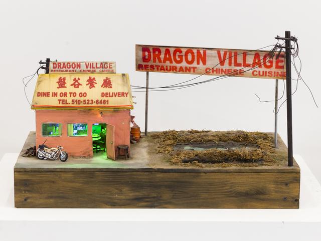 , 'Dragon Village,' 2011, Jules Maeght Gallery