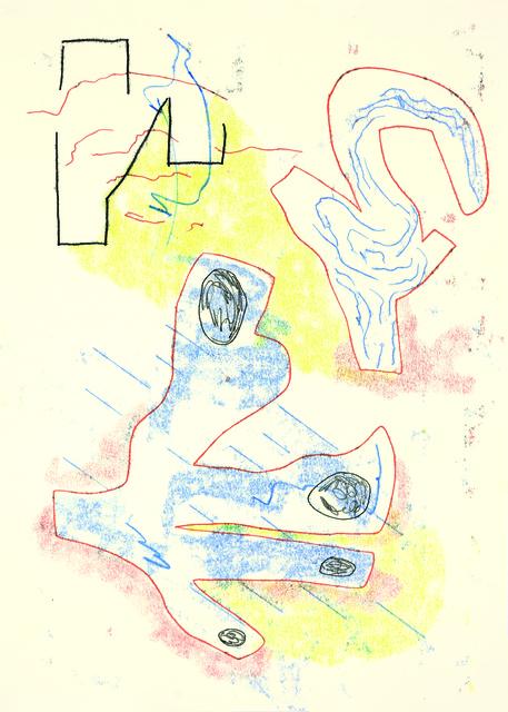 , 'Sunny Side Down, No. 1,' 2015, Nathalie Karg Gallery
