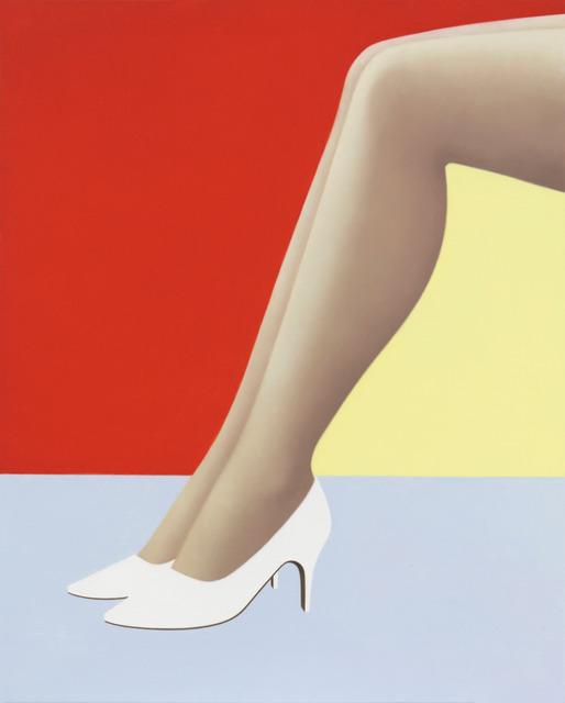 , 'Legs, Yellow and Red,' 2013, Andréhn-Schiptjenko