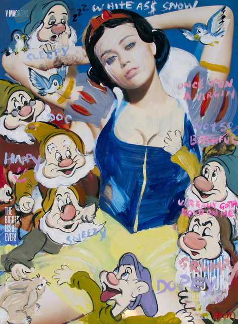, 'The Snow White Issue (V Magazine - Miley Cyrus),' 2016, Garis & Hahn