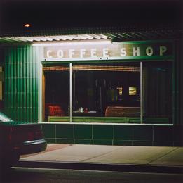 Jeff Brouws, 'Front Street, Battle Mountain, Nevada,' 1993, Phillips: Photographs