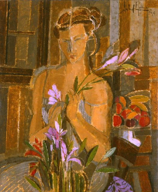 , 'Bouquet,' 2014, Albemarle Gallery   Pontone Gallery