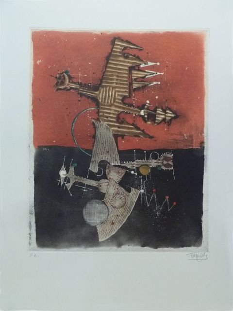 Johnny Friedlaender, 'Birds ', 1982, Le Coin des Arts
