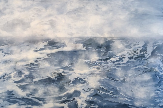 , 'When Water Becomes Air,' 2016-2018, Long View Gallery