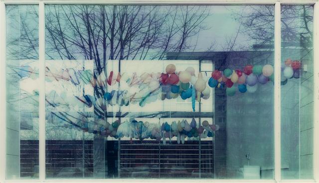 Sabine Hornig, 'Window IV (Balloons)', 2001, Hindman